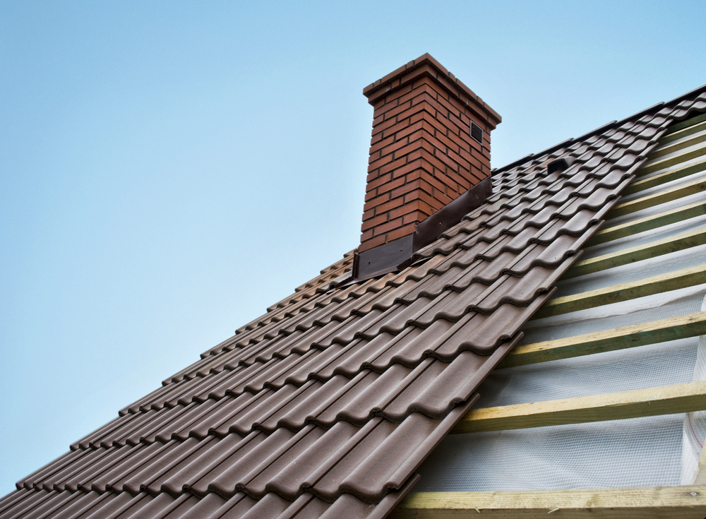 Pitched Roof, roofing, chimney, repairs, installation
